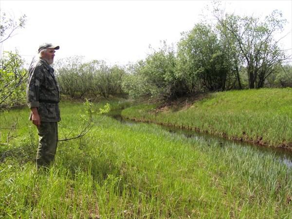 Канал Щукоедова - где же это озеро?