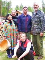 Селтытпауль - семья манси