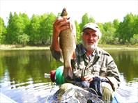 Зато рыбалка отличная!