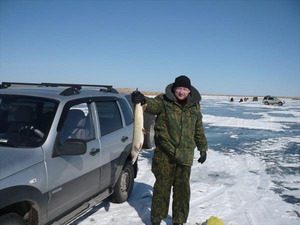 Рыбалка 21.03.15