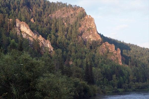 Иртышские скалы