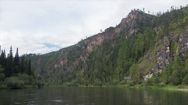 Серебрянские скалы