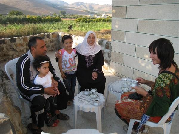 Сирийское гостеприимство
