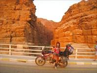 Каньон Вади-аль-Муджиб