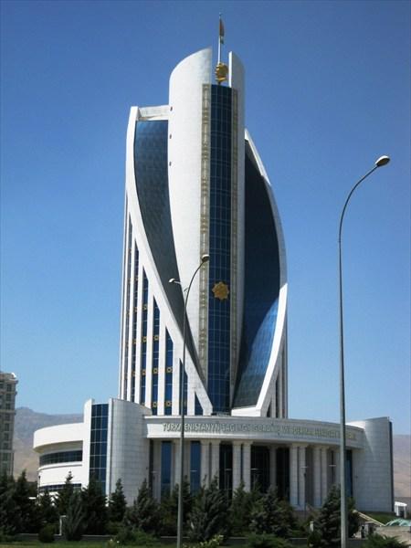 Министерство здравоохранения Туркменистана