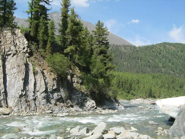 Река Левый Шумак
