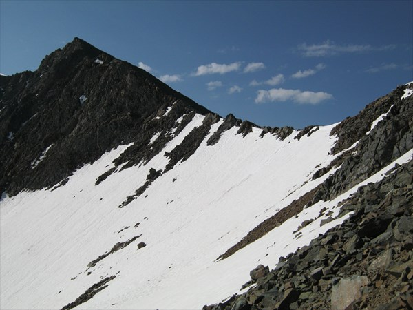 Перевал Шумак 1А 2760м,