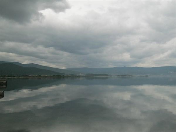 Утром 11го дня мы были на Байкале