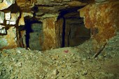 В пещере `Лисичка`
