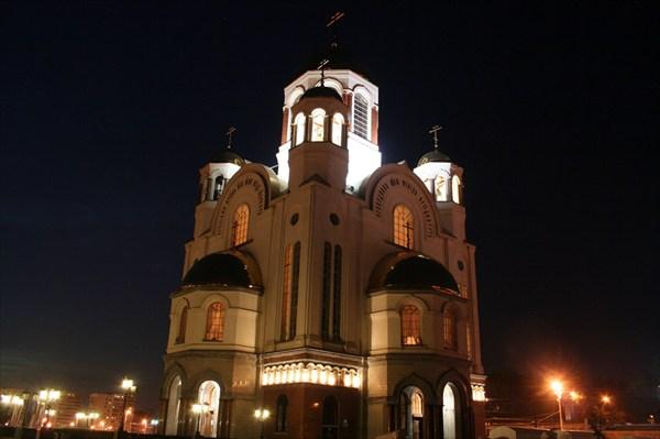 Храм-на-Крови во имя Всех Святых