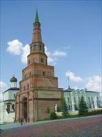 Башня Сююмбике в Кремле