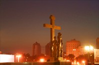 Память о убитом Николае II и его семье