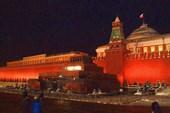 Мавзолей Красная площадь январь 2010