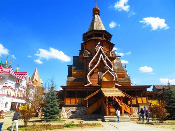 Храм Святителя Николая в Измайлове 2000 г