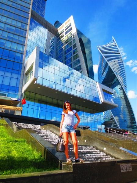 «Москва-Сити» «Город столиц»