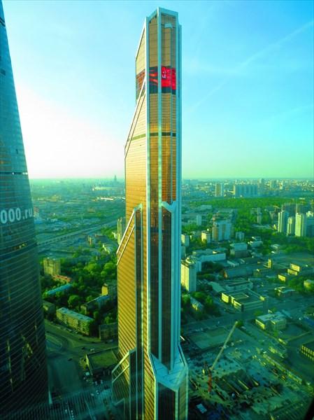 Башня «Меркурий Сити»