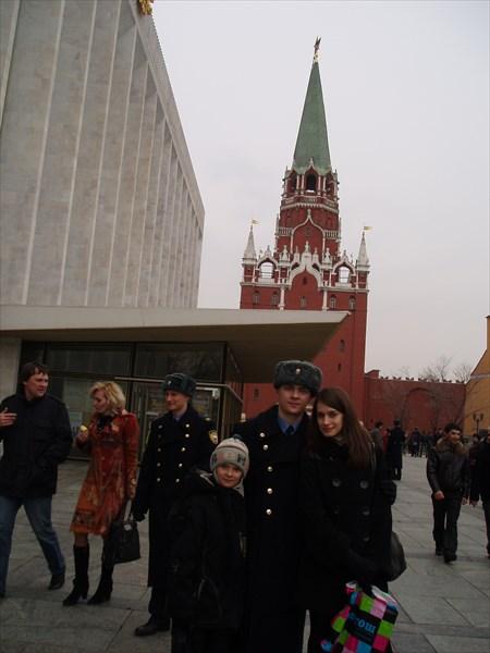 ГКД 1961 и Троицкая башня 1495—1499