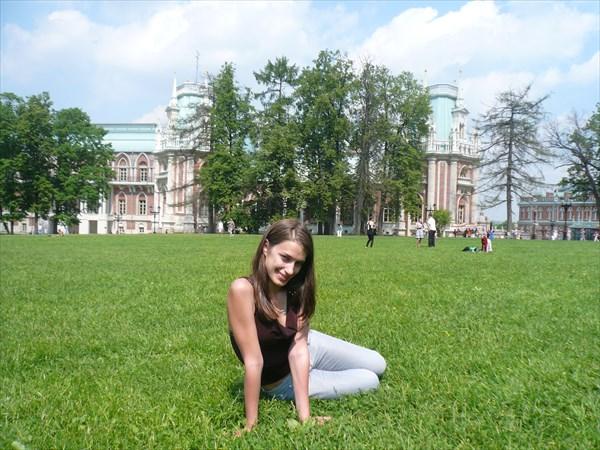 Большая Дворцовая поляна, Царицыно