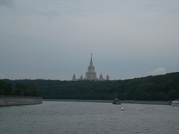 Главное здание МГУ 1949—1953