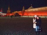 Кремль Красная площадь январь 2010