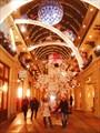 Внутри ГУМа Красная площадь январь 2010