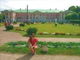 Дворец 1769-1775, Усадьба Кусково 18 века