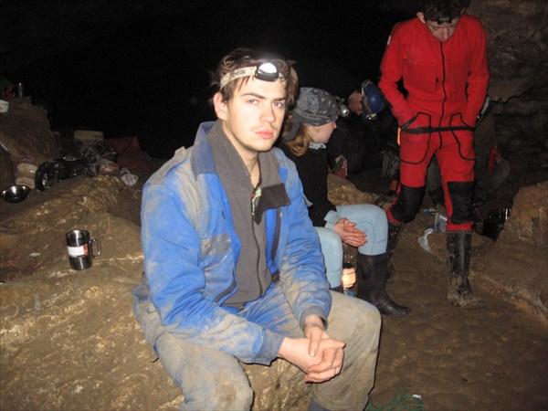 В лагере. Паша