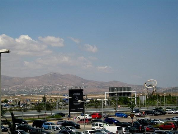 Афины. Аэропорт Веницелос
