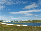 Лунные пейзажи Hardangervidda