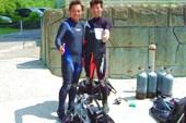 Готовы сродниться с подводным миром океана