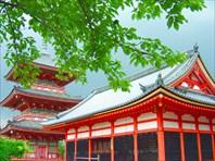 Комплекс храмов в Киото