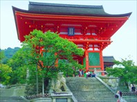 Архитектура древне японского города