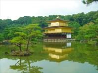 Кинкакудзи - золотой дворец