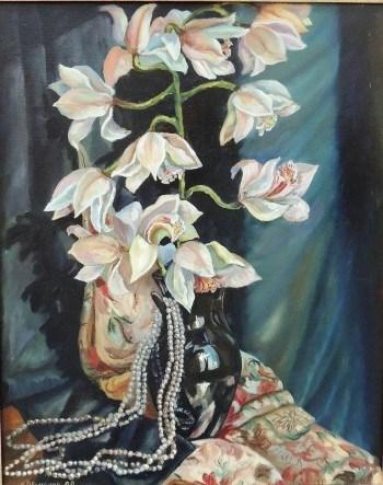 Художница Овсиенко. Выставка родные мотивы