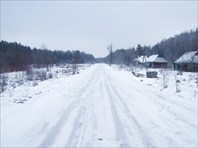 22 дорога из деревни