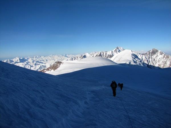 Казбекское плато