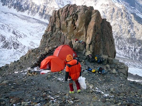 Лагерь 5 (3700 м.)