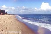 Пляжи Зеденоградска