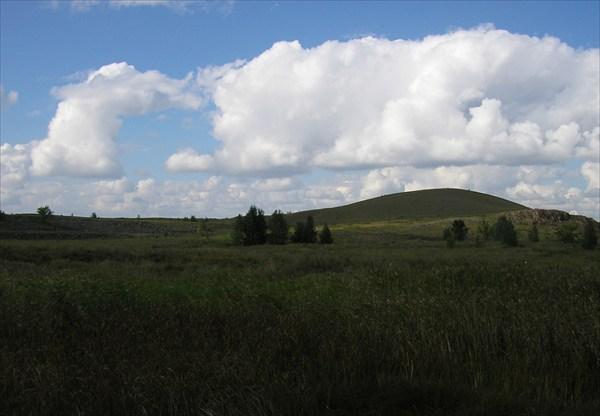 Аркаим июль 2009