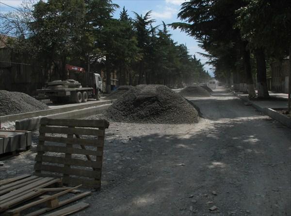 Дороги Цхинвала