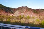 Красные горы