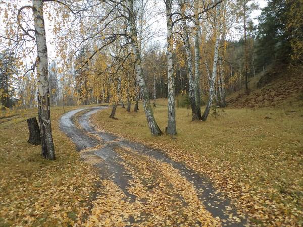 21.Осенняя краса