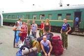 Высадились в Новосибирске