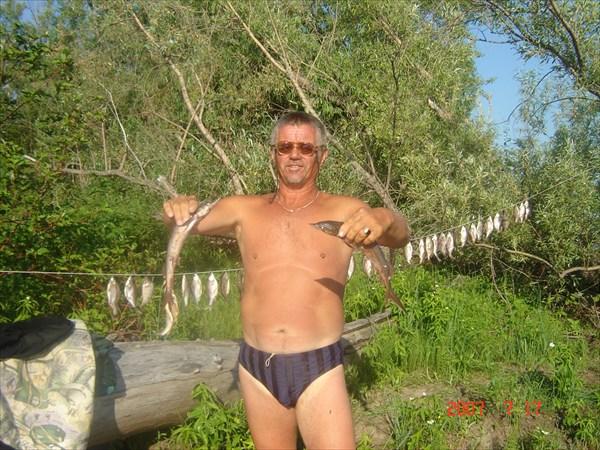 Рыбак Малыгин Леонид