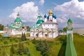 Спасо-Яковлевский Димитриев монастырь. вид с крепостной башни