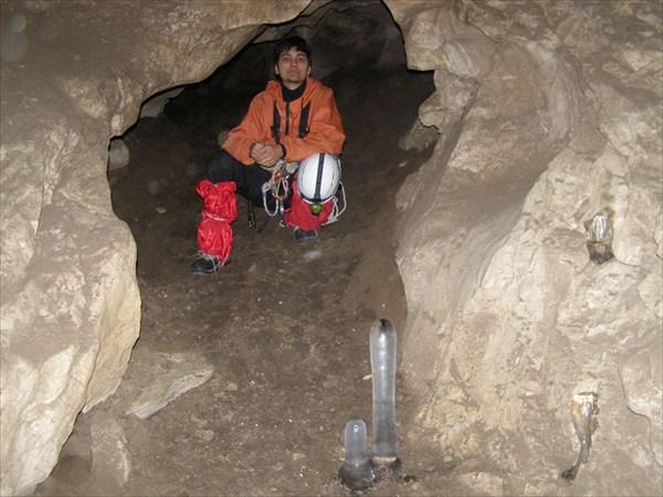 """пещера """"Труба"""""""