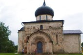 Георгиевский белокаменный собор 13 века