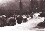 Река Кок-ХемЮ порог Челюсти