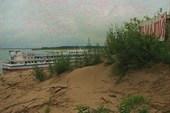 Устье реки Вилюй