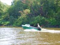 Путешествие по реке Днепр